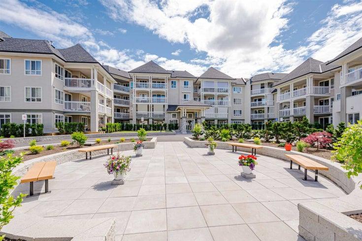 110 22022 49 AVENUE - Murrayville Apartment/Condo for sale, 1 Bedroom (R2610994)