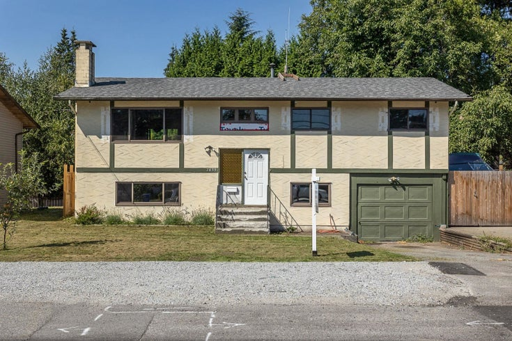 7833 WREN STREET - Mission BC House/Single Family for sale, 4 Bedrooms (R2612251)