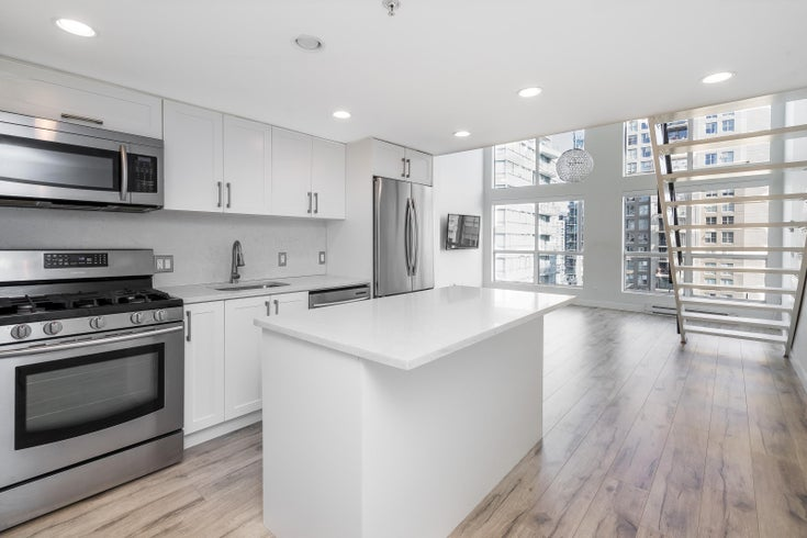 1010 933 SEYMOUR STREET - Downtown VW Apartment/Condo for sale, 1 Bedroom (R2614092)