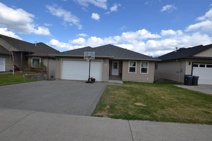 192 Foster Way - Williams Lake - City HOUSE for sale, 4 Bedrooms (R2573954)