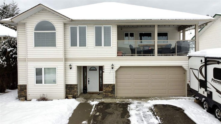 209 Westridge Drive - Williams Lake - City HOUSE for sale, 4 Bedrooms (R2536141)