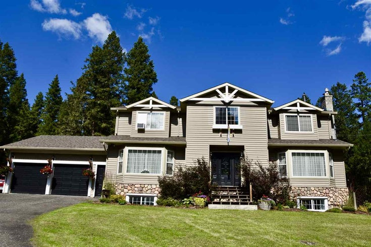 428 Murre Road - Williams Lake - Rural North HACR for sale, 5 Bedrooms (R2394382)