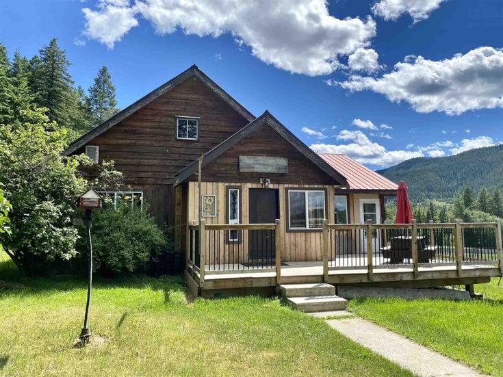 6831 Soda Creek Road - McLeese Lake HACR for sale, 5 Bedrooms (R2593806)