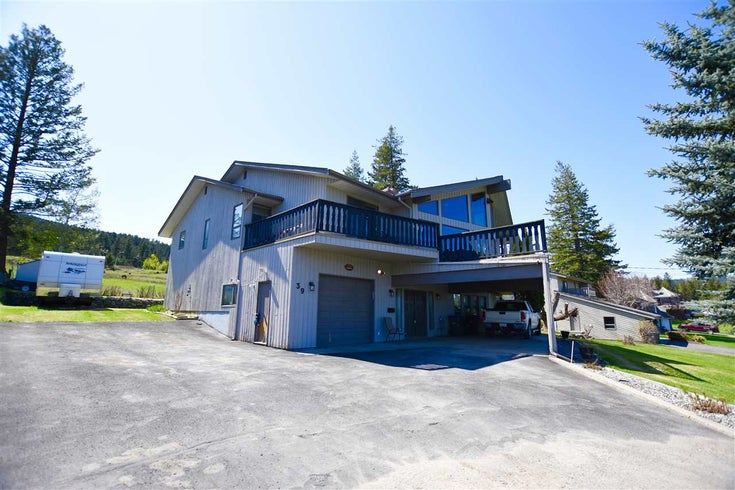 39 Fairview Drive - Williams Lake - City HOUSE for sale, 4 Bedrooms (R2428258)