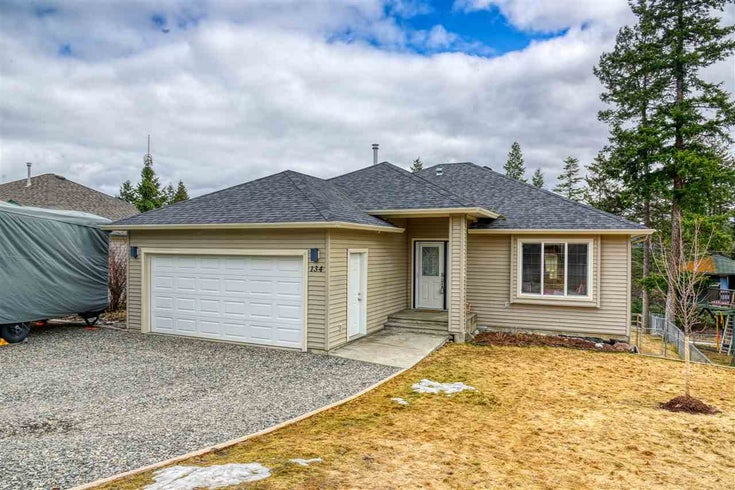 134 Foster Way - Williams Lake - City HOUSE for sale, 4 Bedrooms (R2557308)