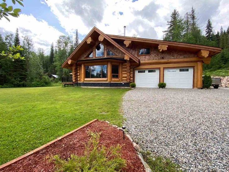 4587 Horsefly-quesnel Lake Road - Horsefly HACR for sale, 3 Bedrooms (R2473041)