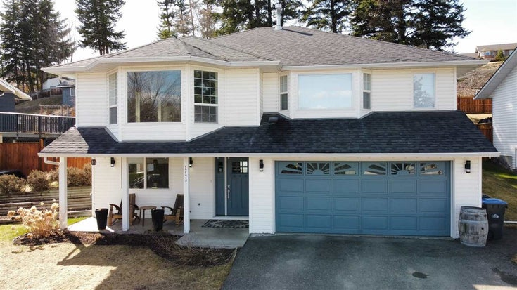 111 Westridge Drive - Williams Lake - City HOUSE for sale, 5 Bedrooms (R2563478)