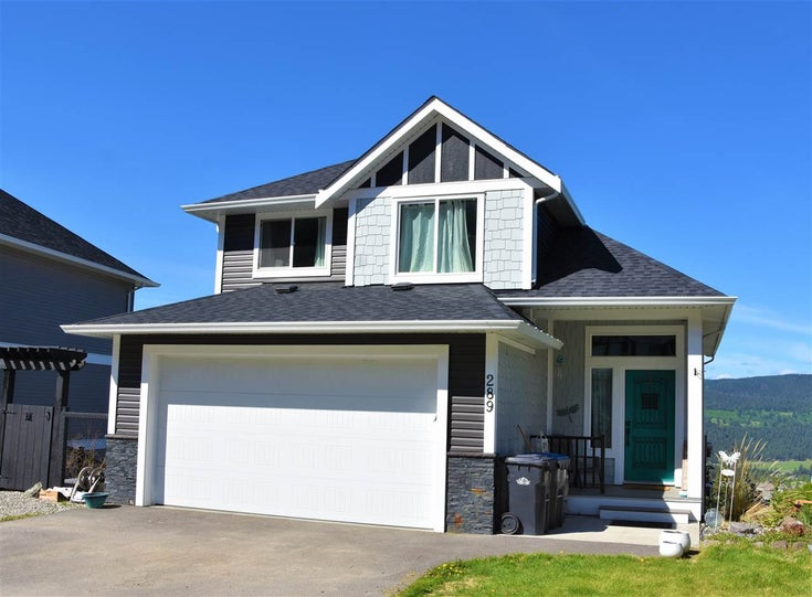 289 Centennial Drive - Williams Lake - City HOUSE for sale, 4 Bedrooms (R2460656)