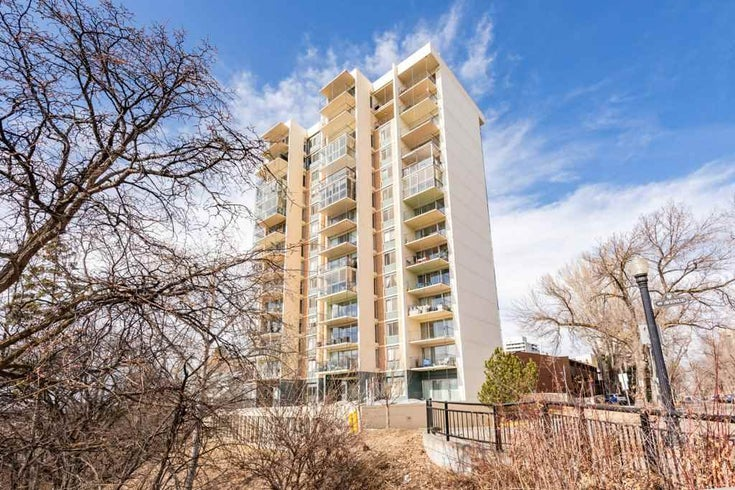 202 9908 114 Street - Oliver Apartment High Rise for sale, 2 Bedrooms (E4236680)