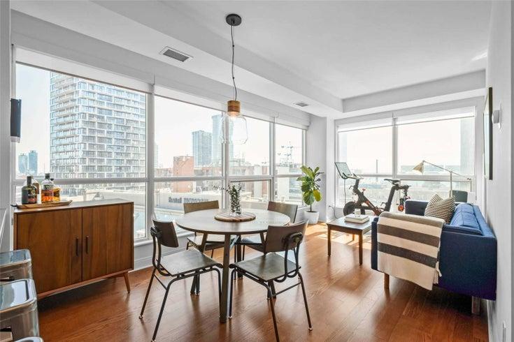 1302 - 1 Scott St - Waterfront Communities C8 Condo Apt for sale, 2 Bedrooms (C5212379)