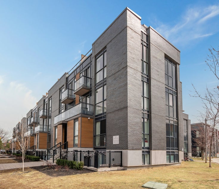 57 Macaulay Ave #303 - Dovercourt-Wallace Emerson-Junction TWNHS for sale, 3 Bedrooms (W5165709)