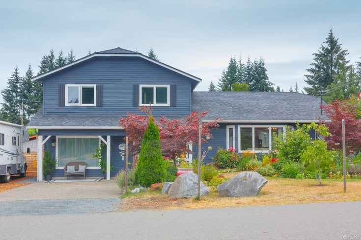 525 Sycamore Dr - PQ Qualicum Beach Single Family Detached for sale, 4 Bedrooms (850642)