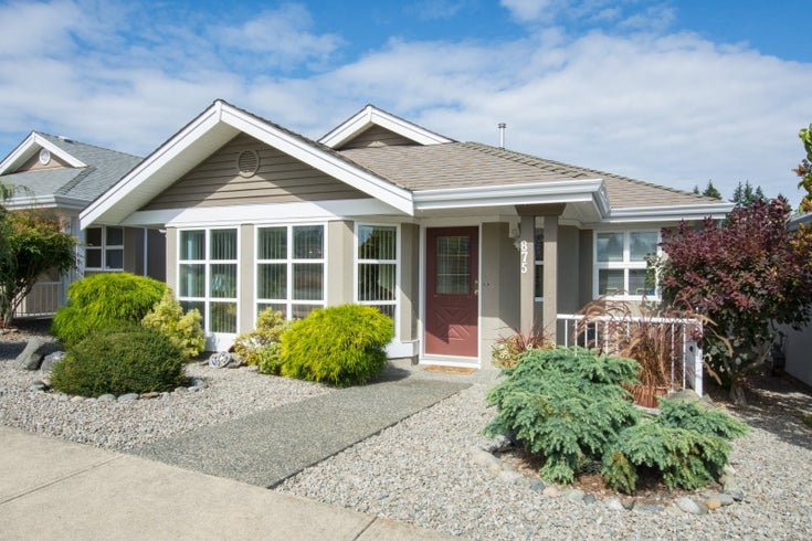 875 Edgeware Avenue, Parksville BC - PQ Parksville Condo Apartment for sale, 2 Bedrooms (460741)