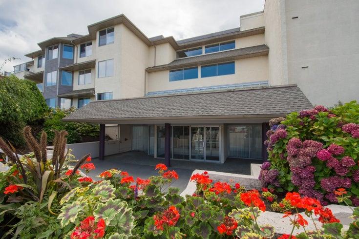 #109 - 134 5th E Ave - PQ Qualicum Beach Condo Apartment for sale, 2 Bedrooms (463734)