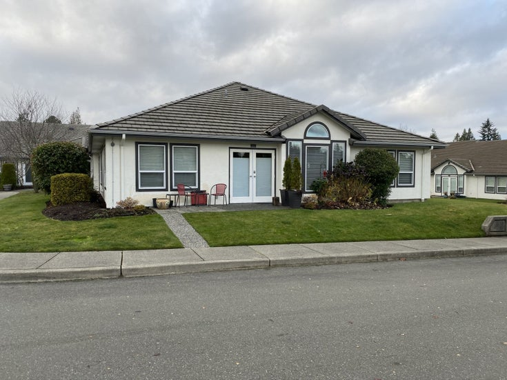 #302 - 264 McVickers Street,  Parksville BC - PQ Parksville Condo Apartment for sale, 2 Bedrooms
