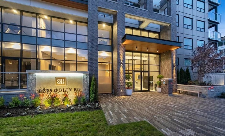415 9213 ODLIN ROAD - West Cambie Apartment/Condo for sale, 3 Bedrooms (R2565833)