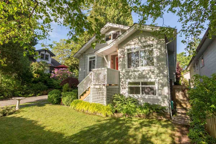 2340 CHESTERFIELD AVENUE - Central Lonsdale House/Single Family for sale, 5 Bedrooms (R2175394)