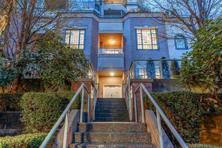 287 SMITHE STREET - Downtown VW Townhouse for sale, 2 Bedrooms (R2569077)