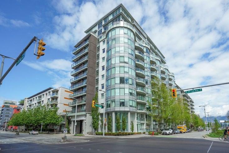 1005-1661 Ontario Street - False Creek Apartment/Condo for sale, 1 Bedroom
