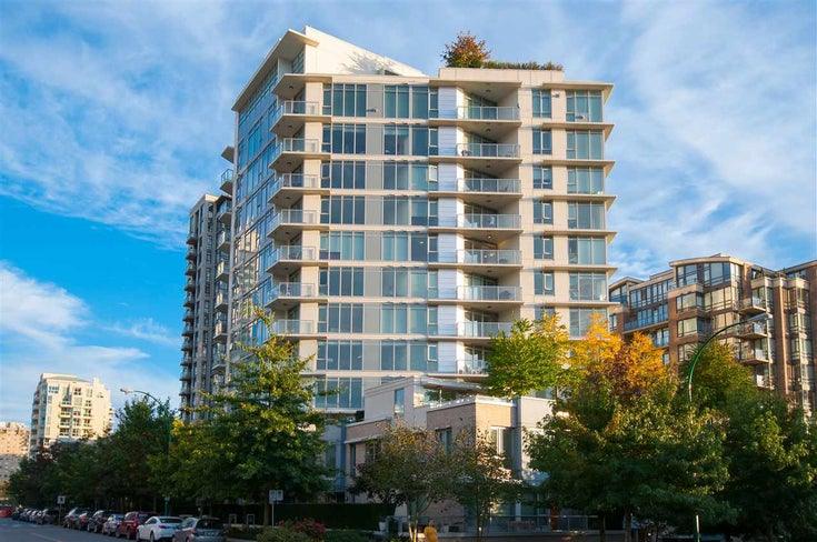 1001-175 West 2nd Street, North Vancouver, BC - Lower Lonsdale Apartment/Condo for sale, 2 Bedrooms (R2193397)