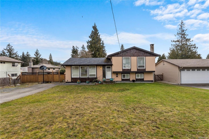 3062 Shamrock Pl - Na Departure Bay Single Family Detached for sale, 4 Bedrooms (869342)