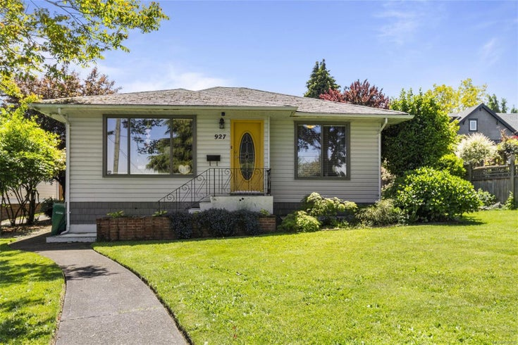 927 Campbell St - Na Old City Single Family Detached for sale, 2 Bedrooms (876830)