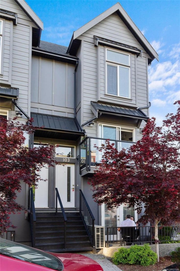 103 540 Franklyn St - Na Old City Row/Townhouse for sale, 3 Bedrooms (877584)