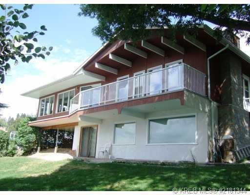 Baltac Lakefront Property Windermere BC