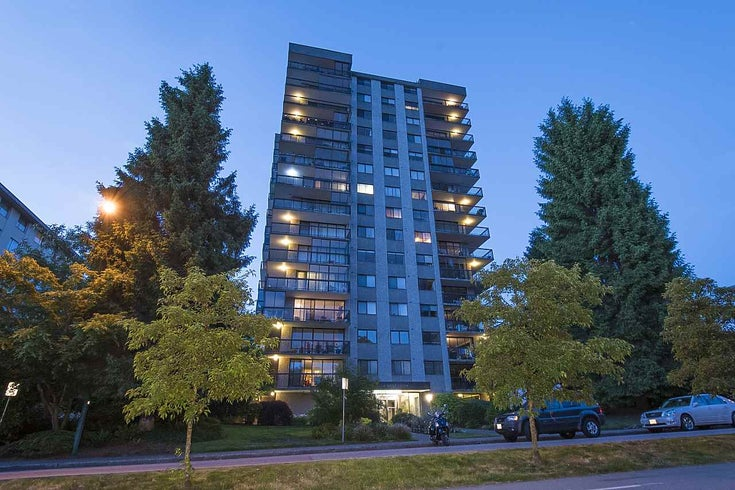 502 114 W Keith Road - Central Lonsdale Apartment/Condo for sale, 2 Bedrooms (R2405111)