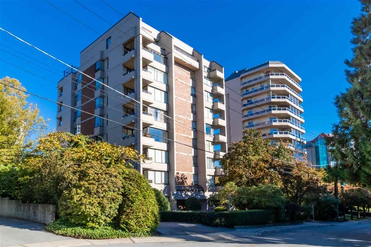 204 1737 DUCHESS AVENUE - Ambleside Apartment/Condo for sale, 2 Bedrooms (R2525471)