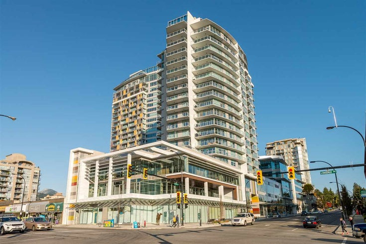 407 112 E 13 STREET - Central Lonsdale Apartment/Condo for sale, 2 Bedrooms (R2533854)