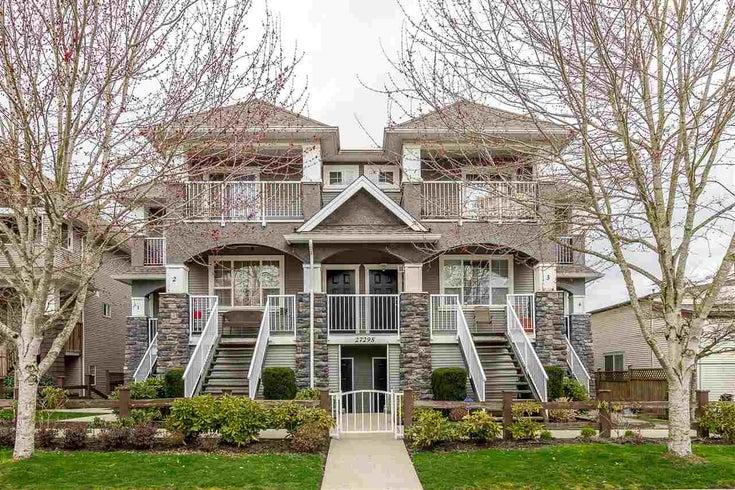 1 27295 30 Avenue - Aldergrove Langley Townhouse for sale, 3 Bedrooms (R2442332)