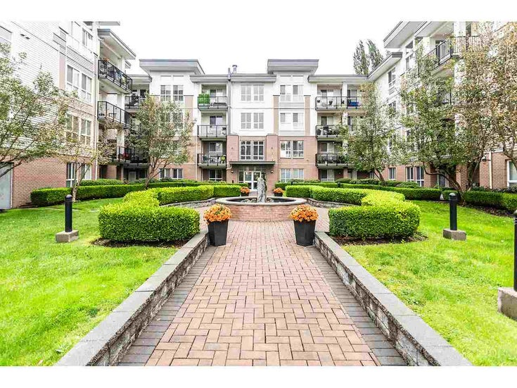 324 5430 201 Street - Langley City Apartment/Condo for sale, 1 Bedroom (R2502310)