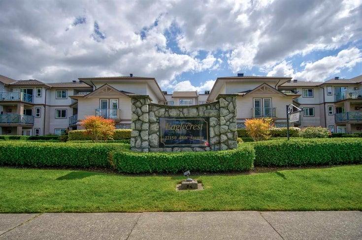 313 22150 48 AVENUE - Murrayville Apartment/Condo for sale, 2 Bedrooms (R2583405)