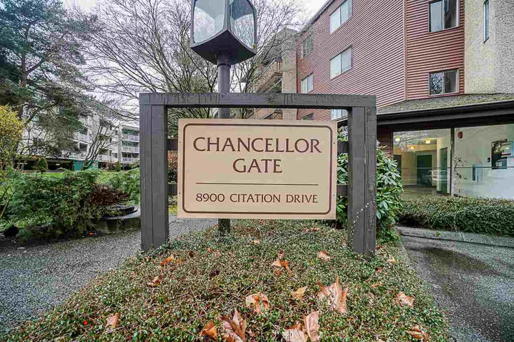 111 8900 CITATION DRIVE - Brighouse Apartment/Condo for sale, 1 Bedroom (R2554419)