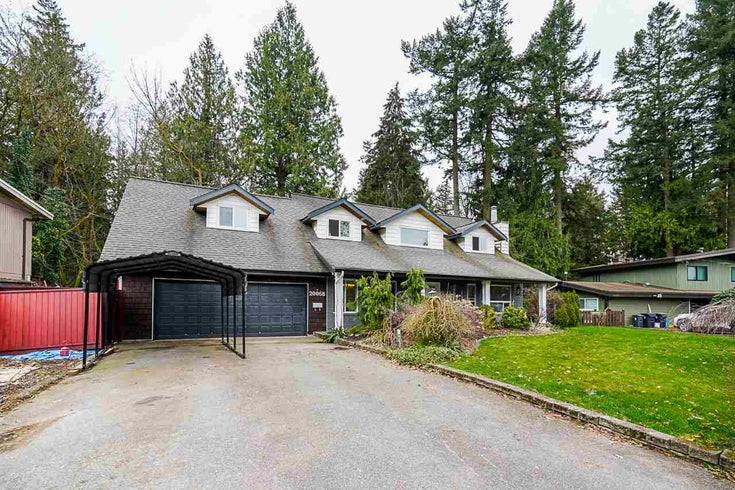 20068 41A AVENUE - Brookswood Langley House/Single Family for sale, 3 Bedrooms (R2558528)