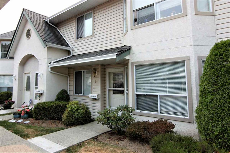 3 3380 Gladwin Road - Central Abbotsford Townhouse for sale, 2 Bedrooms (R2297691)