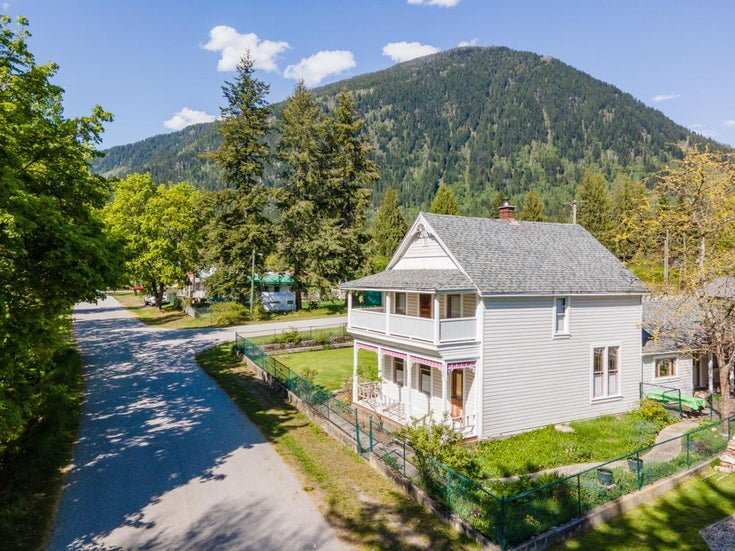 820 BELLEVUE STREET - New Denver House for sale, 3 Bedrooms (2459243)