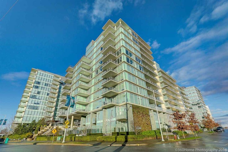 602 5199 Brighouse Way - Brighouse Apartment/Condo for sale, 2 Bedrooms (R2340551)