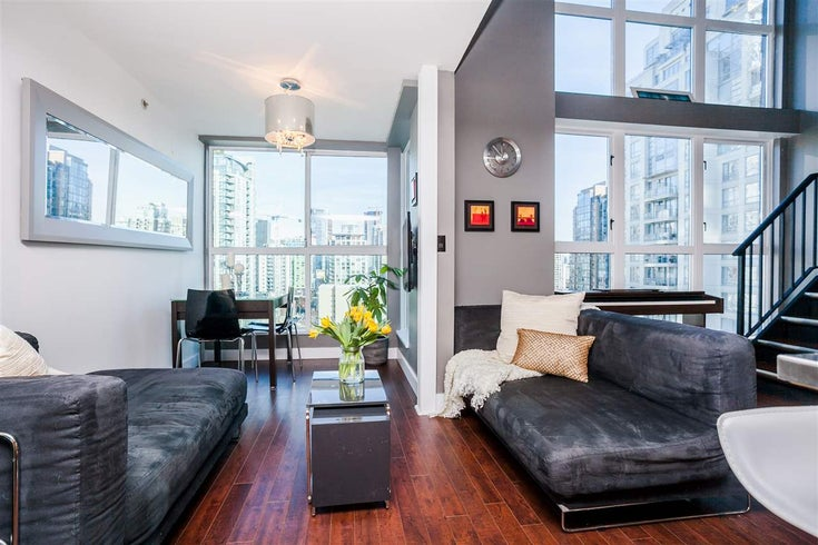 807 1238 Seymour Street - Downtown VW Apartment/Condo for sale, 1 Bedroom (R2033059)