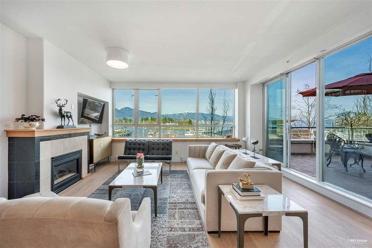 L302 1550 COAL HARBOUR QUAY - Coal Harbour Apartment/Condo for sale, 4 Bedrooms (R2564316)