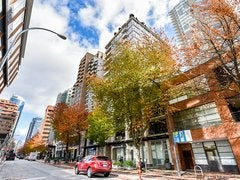 1104 1252 Hornby Street - Downtown VW Apartment/Condo for sale, 2 Bedrooms (R2110296)