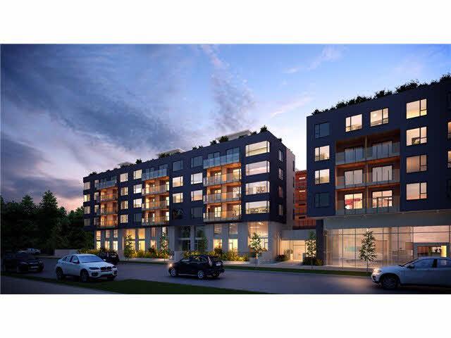 319 5955 Birney Avenue - University VW Apartment/Condo for sale, 2 Bedrooms (V1083483)