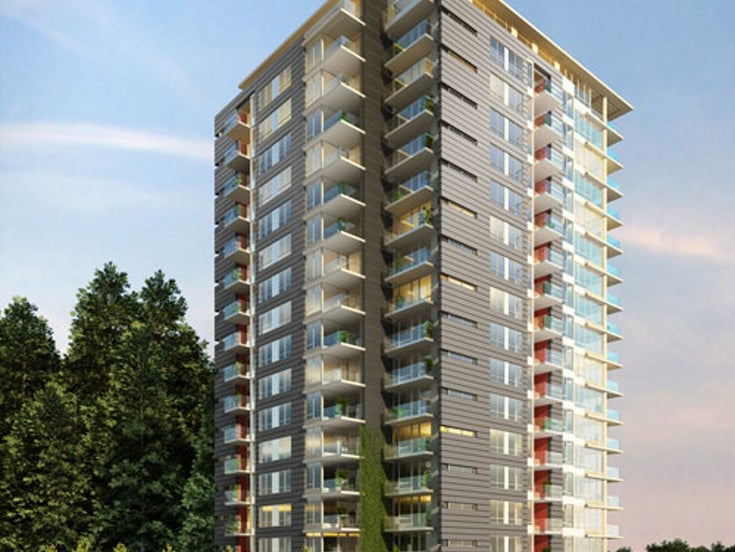610 5728 Berton Avenue - University VW Apartment/Condo for sale, 2 Bedrooms (V1129170)