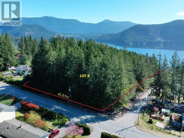Lot B CHILCO AVE - Powell River for sale(15758)