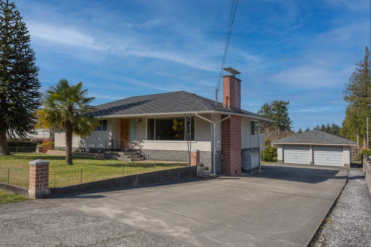 4581 Manson Ave  - Powell River Single Family for sale, 4 Bedrooms (15676)