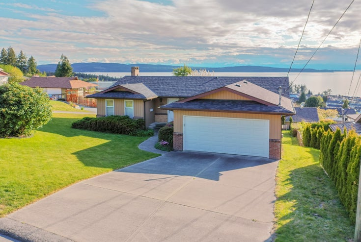 4069 Westview Ave - Powell River Single Family for sale, 3 Bedrooms (15792)