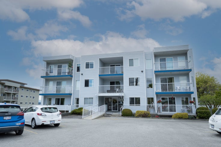 103-4477 Michigan Ave - Powell River APTU for sale, 2 Bedrooms (15845)