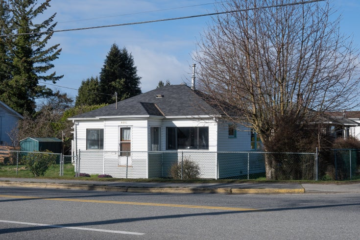 4605 Joyce Ave  - Powell River Single Family for sale, 2 Bedrooms (15672)