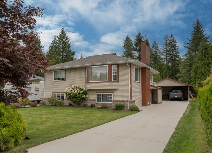 4854 Bowness Ave - Powell River Single Family for sale, 3 Bedrooms (16069)